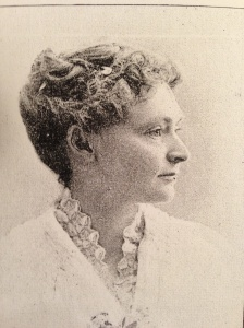 Annie Smith Peck, c. 1892