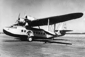 Commercial air service along the coast in Peru begun by Panagra in June, 1928, was carried on by the Panagra and Faucett Companies. The Panagra planes in which Peck traveled included twin-motored Sikorsky amphibians for four passengers, with a crew of three.