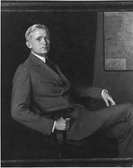 Portrait of Hiram Bingham